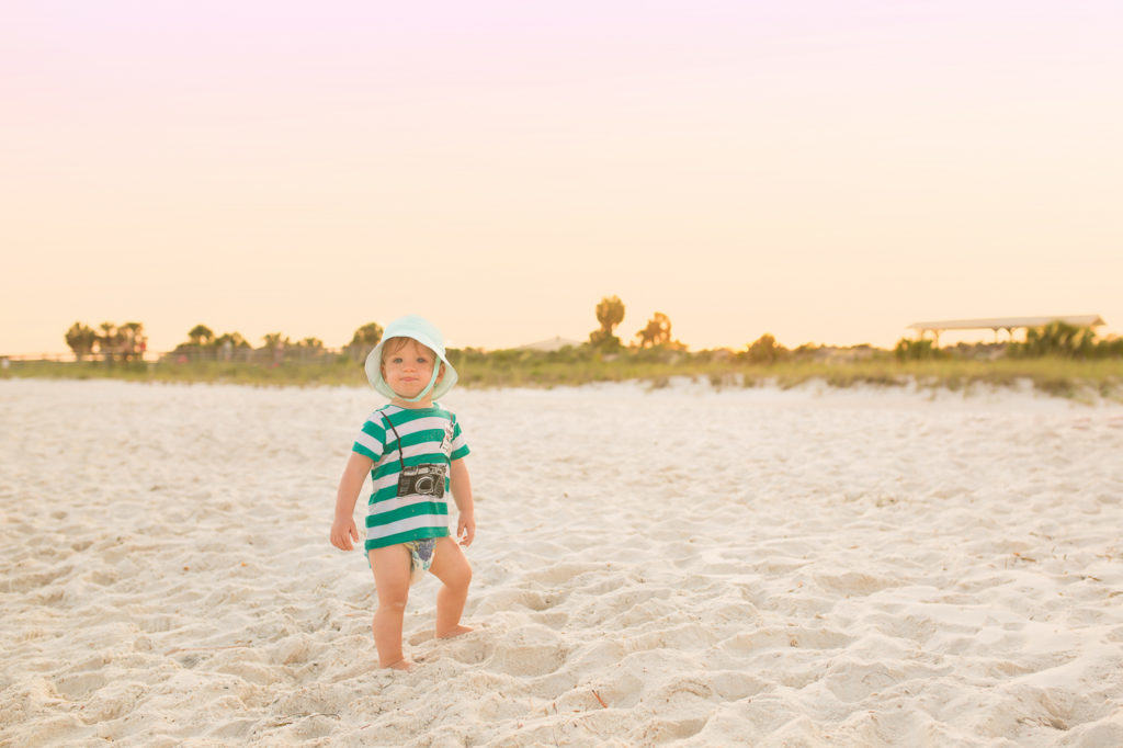 How to Photograph your Kids at the Beach
