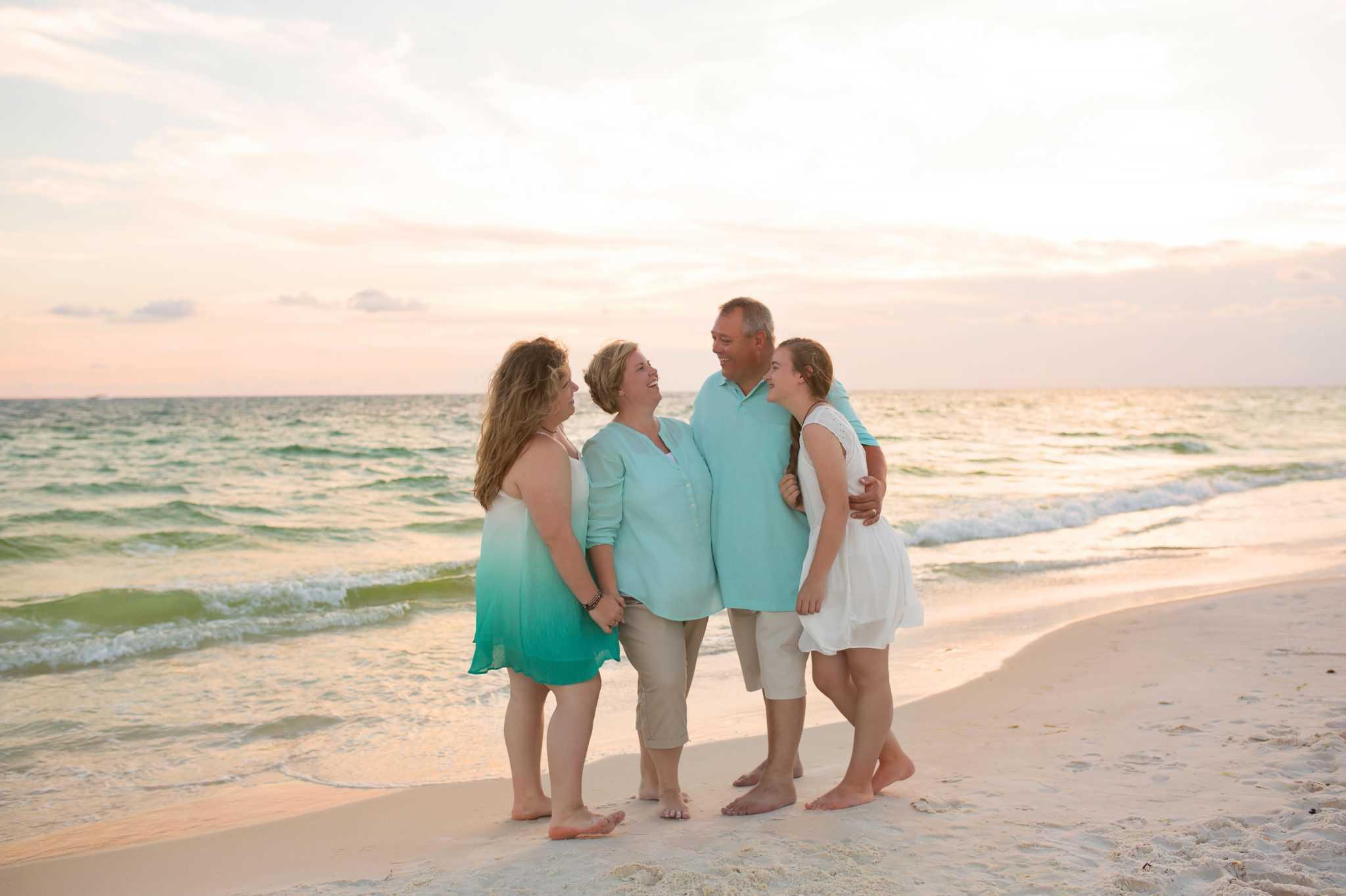 Family Photos Rosemary Beach - LJennings Photography