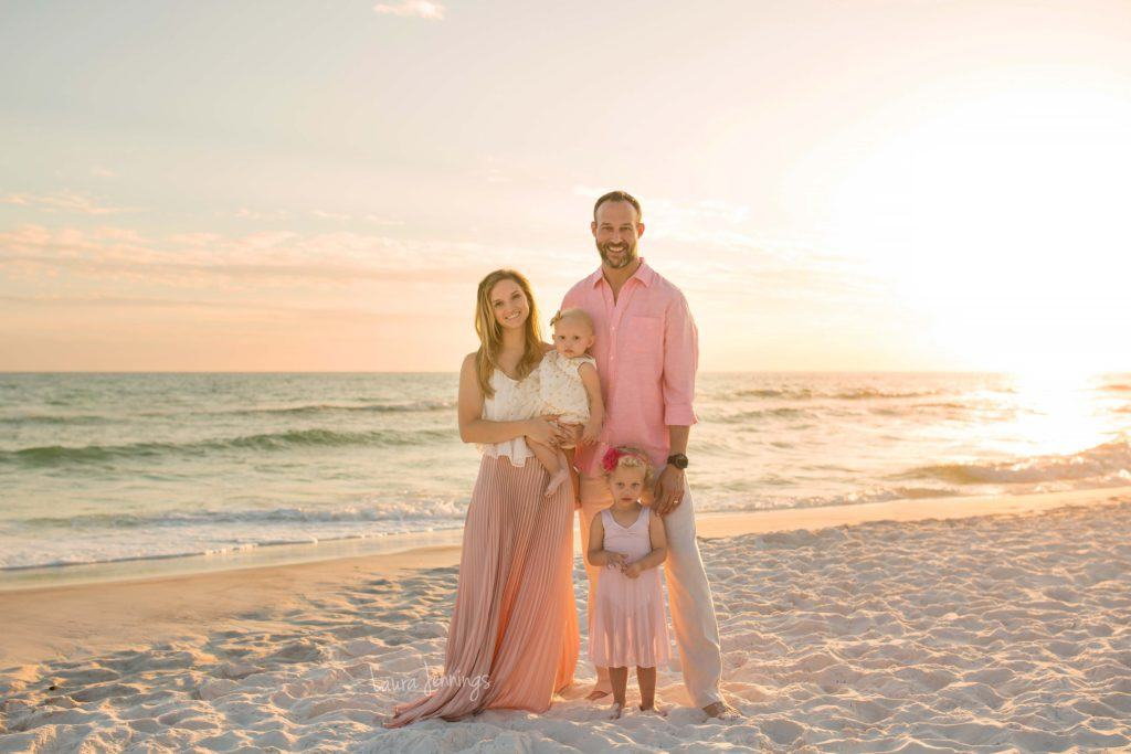 Family Photography in Seaside Florida - LJennings Photography