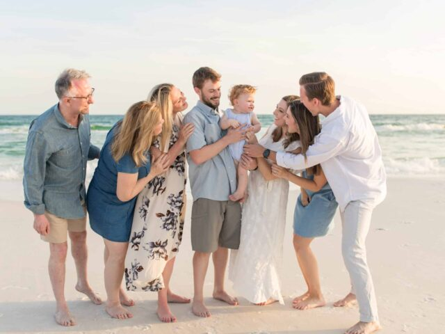 Extended Family Photographer 30A